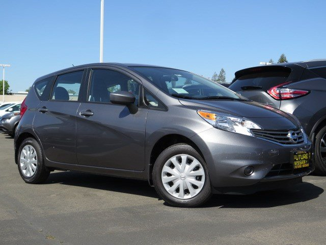 new 2016 nissan versa note s plus hatchback in roseville n40696 future nissan of roseville. Black Bedroom Furniture Sets. Home Design Ideas
