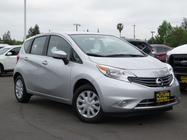 new 2016 nissan versa note s plus hatchback in roseville n40938 future nissan of roseville. Black Bedroom Furniture Sets. Home Design Ideas