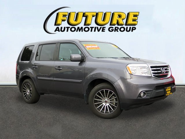 pre owned 2015 honda pilot ex l 4wd ex l in roseville p13436 future nissan of roseville. Black Bedroom Furniture Sets. Home Design Ideas